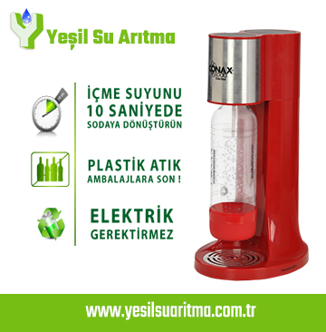 Elite Red Soda Makinesi Kocaeli